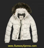 Designer Outerwear - Abercrombie & Fitch