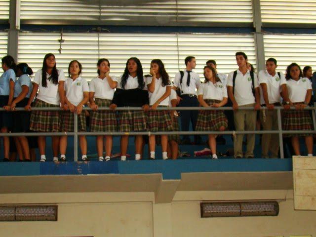 Guadalupano ibvg en el reto crush for Instituto bilingue virgen de guadalupe