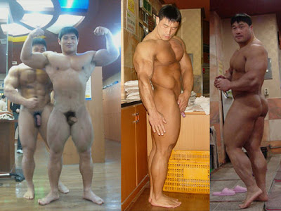 asian men Gay nude muscle