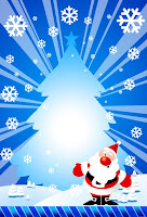 free christmas mobile background