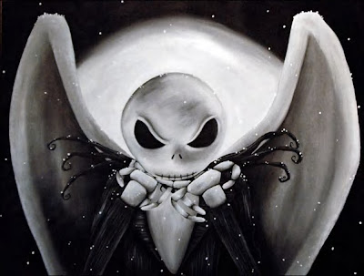 background on nightmare before christmas