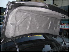 Trunklid Cover for Proton Waja