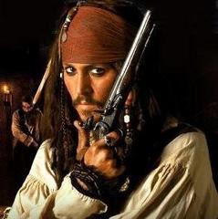 Captain gay jack sparrow