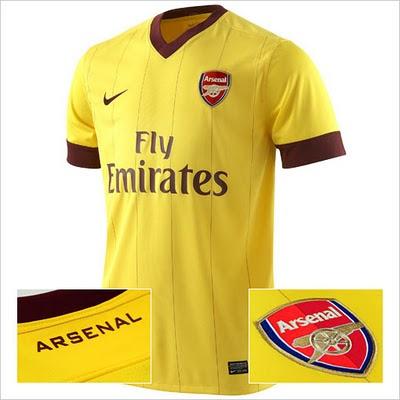 arsenal wallpapers for desktop 2011. Arsenal 2010/2011 jersey