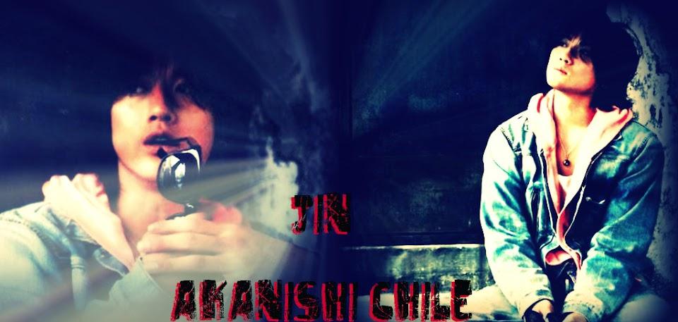 Jin Akanishi  Chile