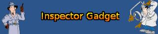 Pie de El Inspector Gadget