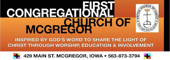 First Congregational Church of McGregor