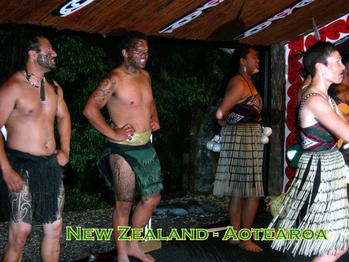 New Zealand - Aotearoa