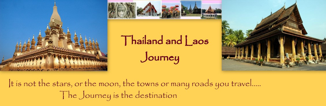 Thailand And Laos Journey