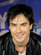 I'm sure those of you that are fans of The Vampire Diaries know about Ian's .