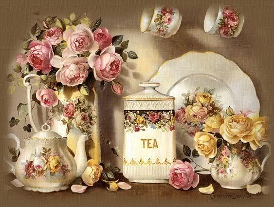 A Lady S Blog British Tea Time History How Afternoon