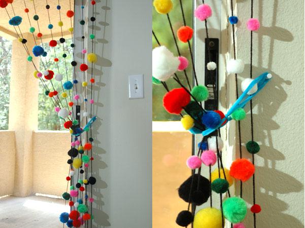 Декор стен своими руками из подручных средств в домашних условиях