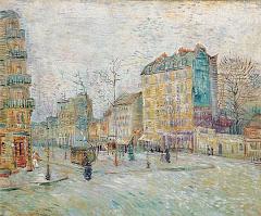 Boulevard de Clichy - Van Gogh