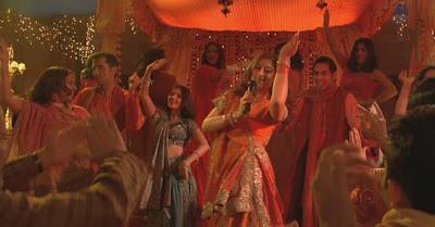 Индийские танцы из фильма Случайный муж.