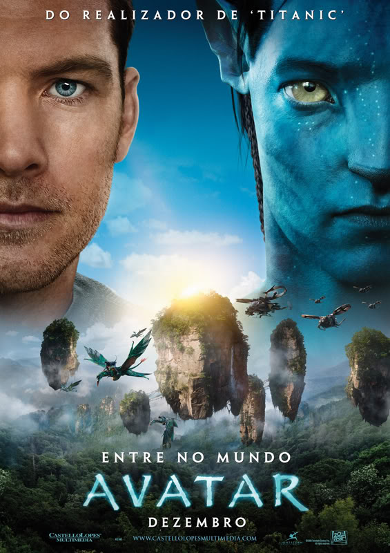 Avatar: Versão Estendida (2009) BDRip BluRay 1080p Download Torrent Dublado