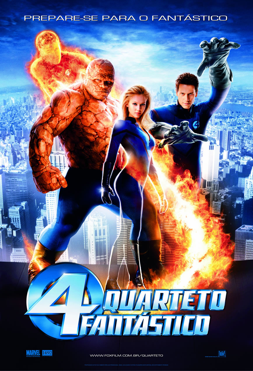Download Baixar Filme Quarteto Fantastico   DualAudio