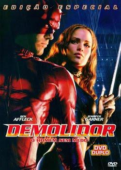 Filme Demolidor - O Homem Sem Medo DVDRip RMVB Dublado