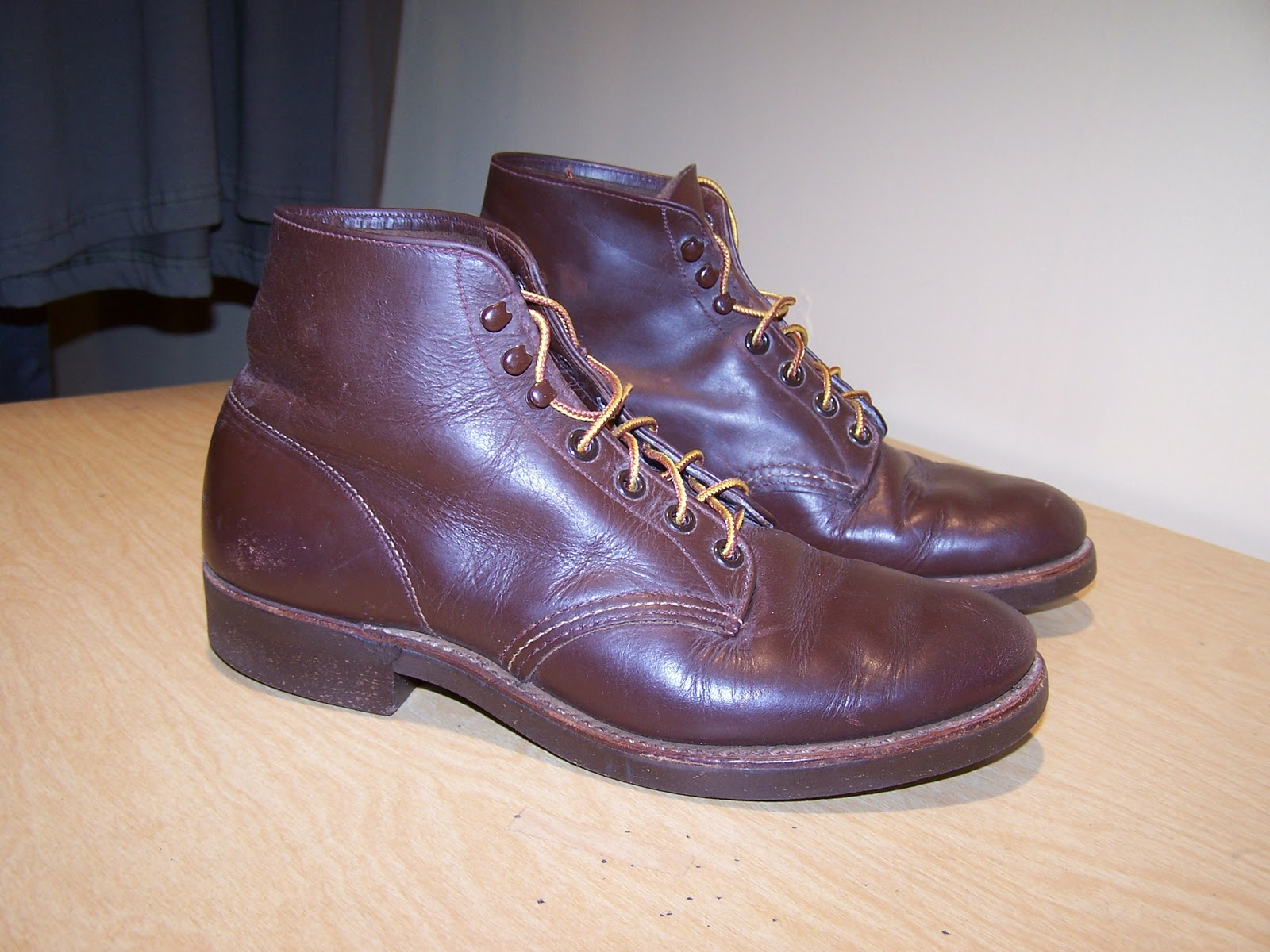 Vintage Red Wing Boots - Cr Boot