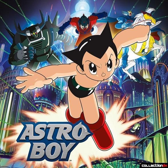 Las Series De Nuestra Vida: Astro Boy 2003