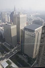 Vista de Tokio.View of Tokyo.