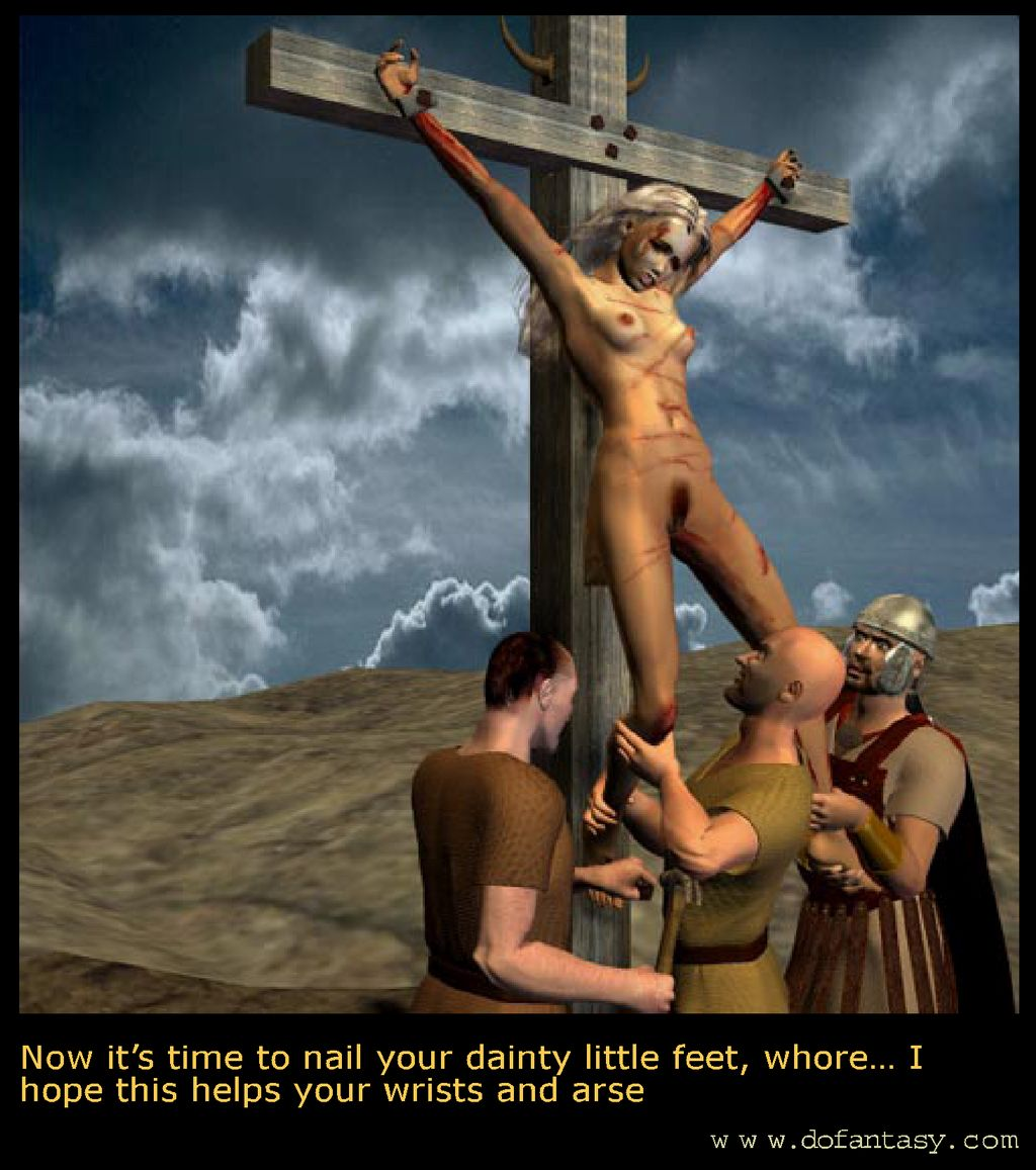 Her bdsm crucified women perfect!!!!