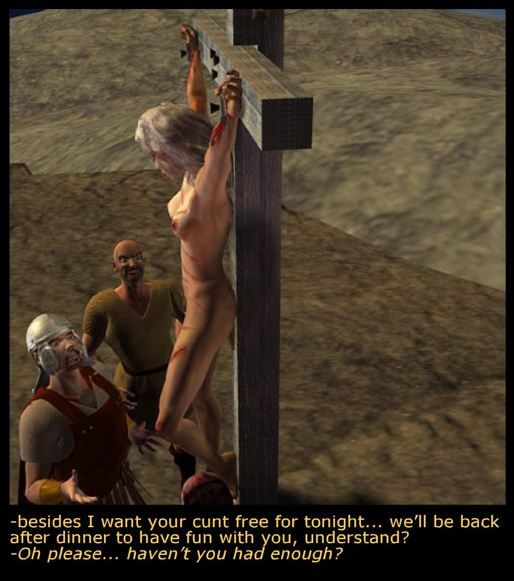 Crucified porn pics sweet