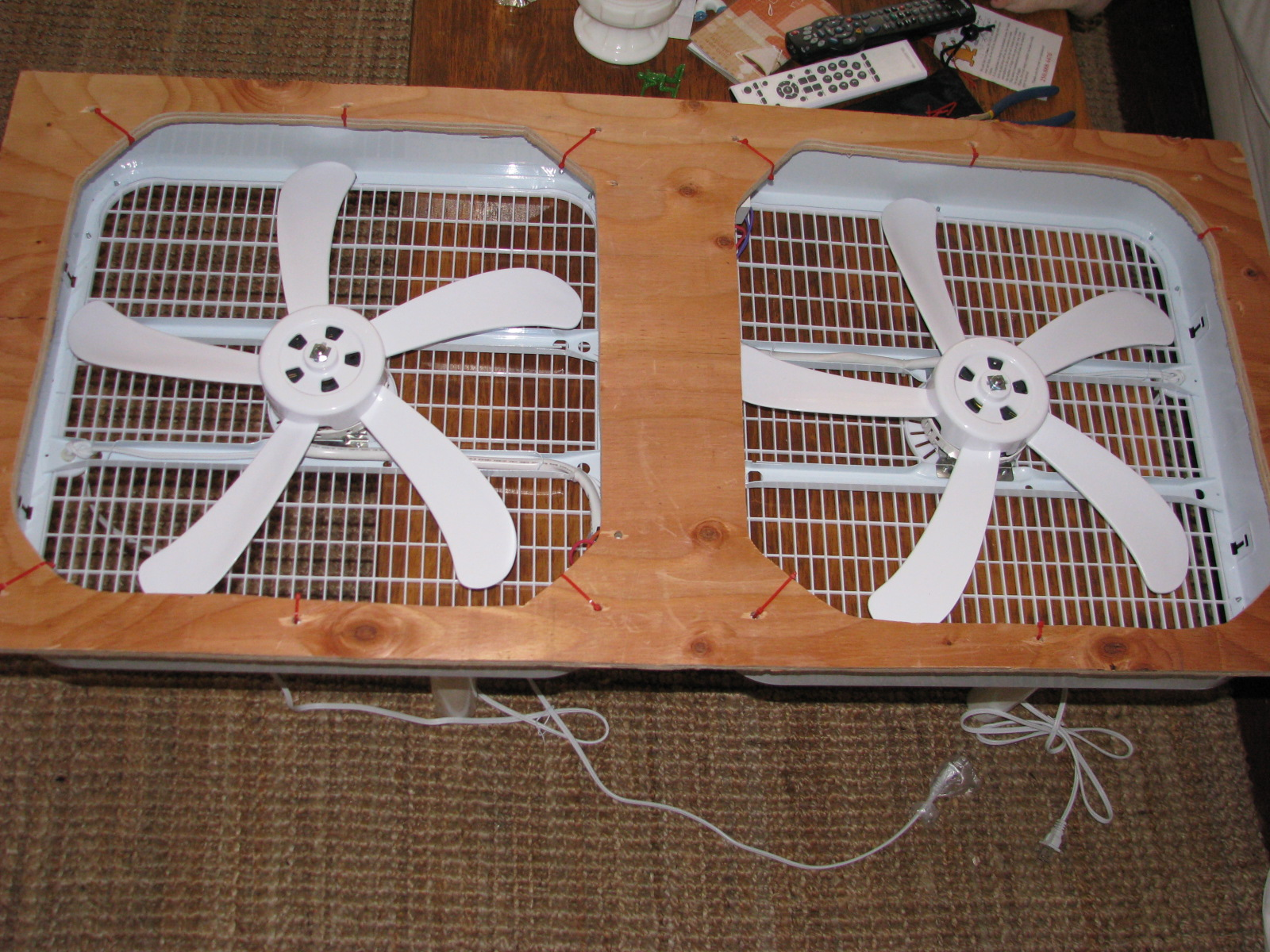 Renewable Energy for the Poor Man Cheap Air Conditioning Part 2