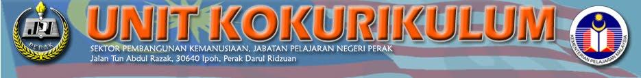 Unit Kokurikulum, JPN Perak