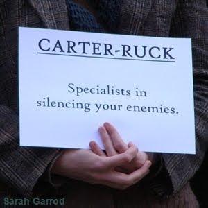 Carter Ruck Gag MRI Victims