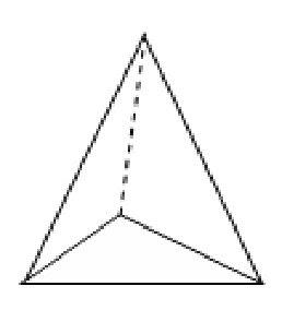 Cermat Matematika Sekolah Dasar Bangun Limas Segi Tiga