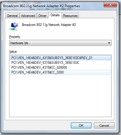 Broadcom 802.11 Wireless Lan Adapter Driver Windows 7
