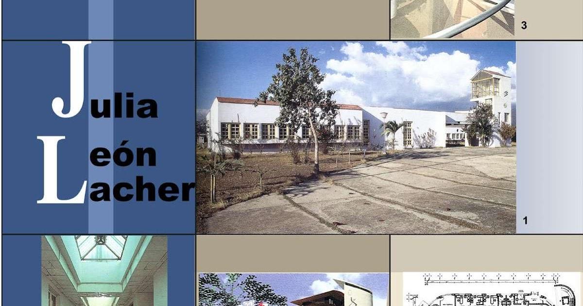 Julia le n lacher arquitectura cuba for Arquitectura carrera profesional