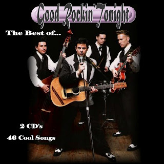 Cover Album of Good Rockin' Tonight - The Best Of... - 2 CD's