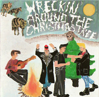 Wreckin' Around The Christmas Tree - 1991