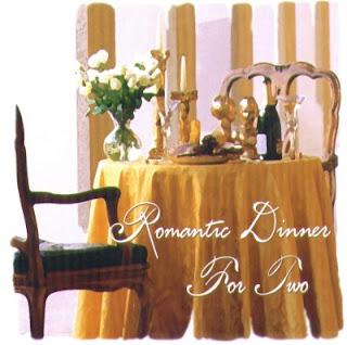 Romantic Dinner Invitation