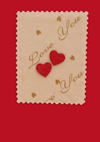 Handmade Romantic Greeting Cards