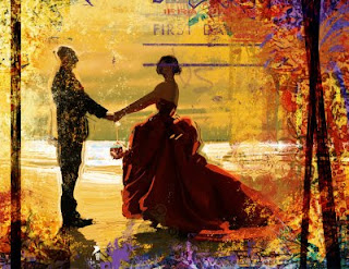 Romantic Dance Cards