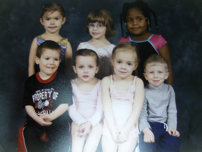 Aurora and Michael's Gymnastic Team 09