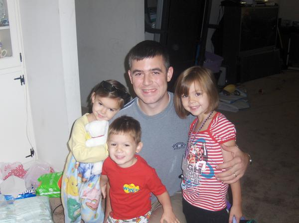 Scott and the Kids