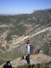 Pico el Convento, El Chorro