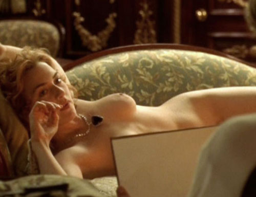 Perfect naked rose from titanic sex has