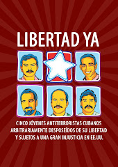 Libertad para los cinco! Ya!