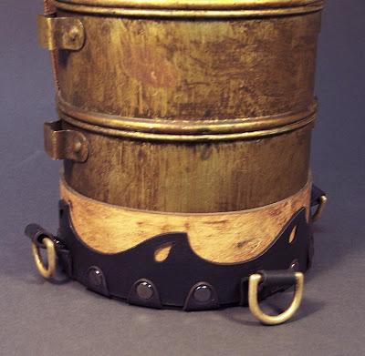Steam Grenade 0726+canister+straps+bottom