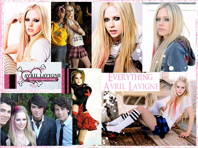 Everything Avril Lavigne