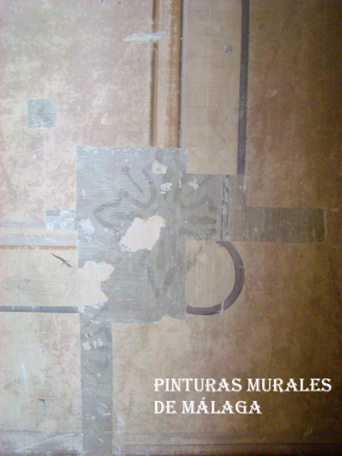 Armario Keter Jardin ~ Pinturas Murales de Málaga Siglo XIX en Calle Granada, 33