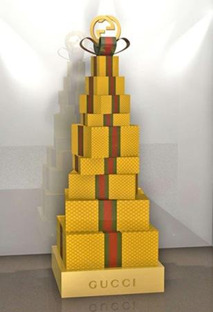 Es hora de poner el rbol de navidad lascafe for Arbol de navidad con cajas de carton