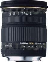 Sigma 18-50mm F2.8 EX DC AF