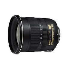 Nikon Lens AF-S 12-24mm F4 DX G IF ED