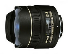 Nikon Lens AF 10.5mm F2.8 IF ED Fisheye