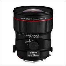 Canon Lens TS-E 24mm F3.5 L